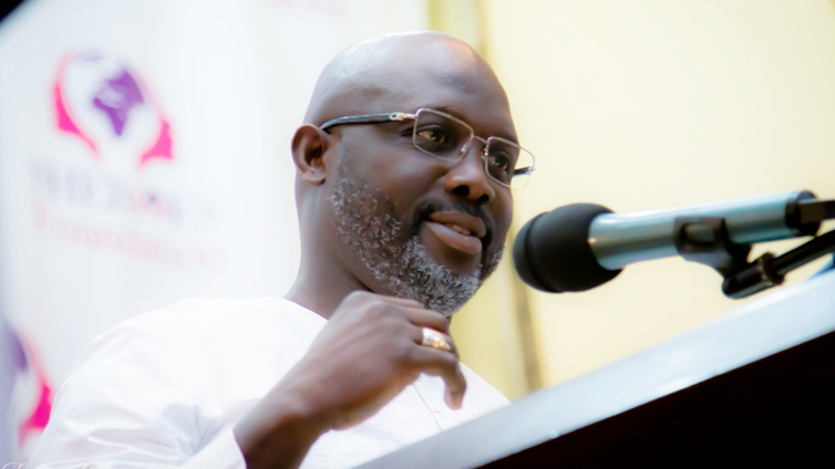 Pres. Weah Declares Himself 'Liberia's Feminist-In-Chief'; Recommits To Women's Cause